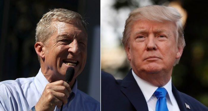 Despite Pelosi's Opposition, California Billionaire Taking Trump Impeachment Campaign to Times Square