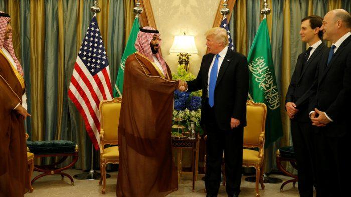Reshaping Saudi Arabia