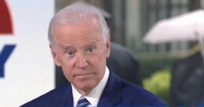 WATCH: Joe Biden Says Hero Who Stopped Texas Church Shooter Never Should Have Had That Gun