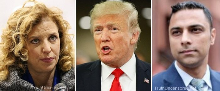 Trump: 'Whatever Happened' to Criminal Case Against Wasserman Schultz's Murky IT Man? (Video)