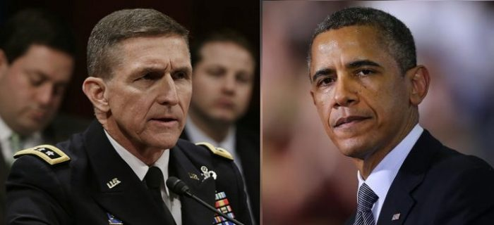 Obama Administration Confirms 'No Problem' With General Flynn Contacting Foreign Officials, Including RUSSIA (Video)