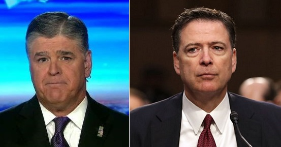 Sean Hannity: James Comey 'Should Go to Jail' Over Hillary Clinton FBI Investigation (Video)