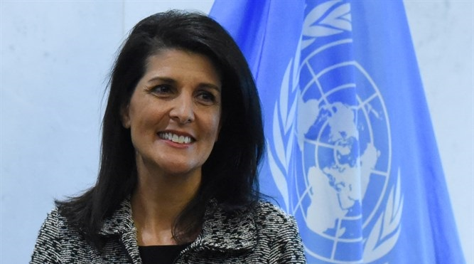 Nikki Haley Announces $285 Million Reduction to United Nations Funding