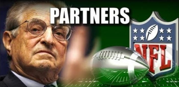 NFL Bows to Player Protests, Will Dole Out Millions to SOROS-Linked Social Justice Groups