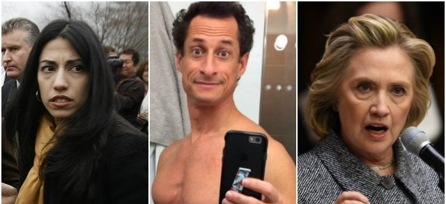 BUSTED: State Department Releases Huma Abedin Emails Found on Anthony Weiner's Laptop (Video)