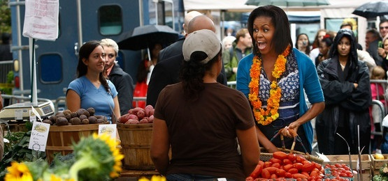 "Liberal Professors: Farmers' Markets Are ""Insidious White Spaces"" That Oppress Minorities"