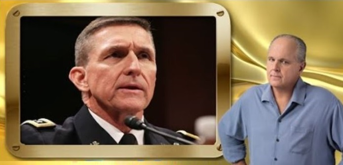 Rush Limbaugh Brilliantly Explains Why Flynn's Guilty Plea Shows Mueller Has NOTHING on Trump (Audio)