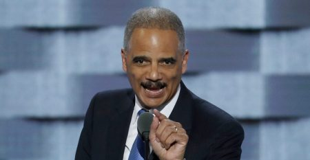 Obama AG Eric Holder Threatens GOP Congress: 'Any Attempt to Remove Bob Mueller Will NOT be Tolerated'