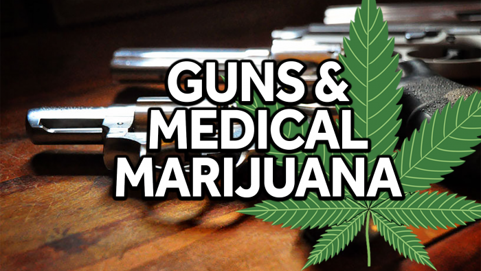 According to Florida Representative, Medical Marijuana and Gun Ownership are an Illegal Combination (Video)