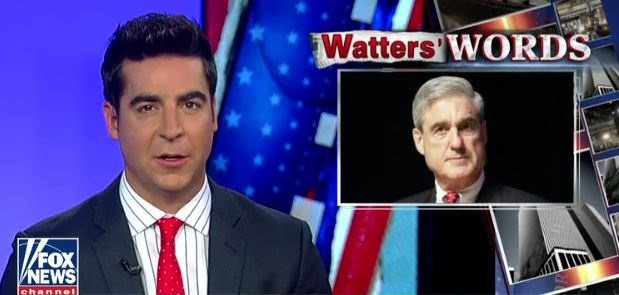 Fox News' Jesse Watters: We May Have an Anti-Trump 'Coup on Our Hands in America' (Video)