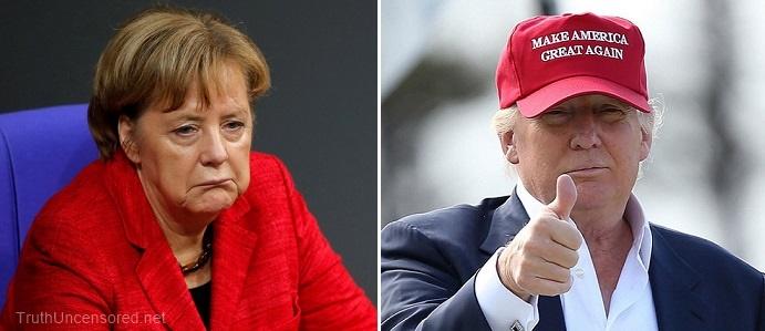 MORE WINNING: Germans Fear Huge Loss of Jobs From Trumps U.S. Tax Cuts