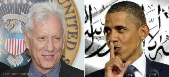 HE WENT THERE… James Woods Said What We Are All Thinking About Barack HUSSEIN Obama