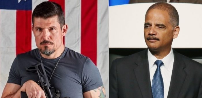 Army Ranger and Benghazi Hero Set Eric Holder Straight After He Threatened GOP Congress Against Removing Mueller