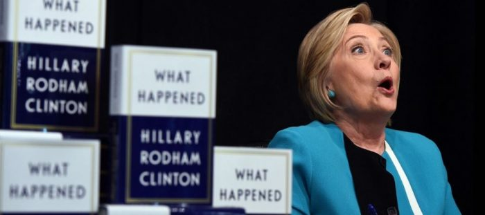 What Happened: Hillary Clinton's Approval Rating Plummets to Record LOW