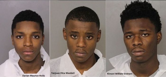 Baltimore Teens Charged in Carjacking, Running Over 69-Year-Old Man With His Own Car (Video)