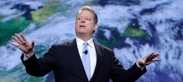 Al Gore Under Fire For Claiming Icy Storm Was 'Exactly What We Should Expect From Climate Crisis'