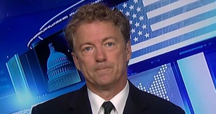 Rand Paul: Democrats are 'Sabotaging' Immigration Debate With Racist Smears (Video)