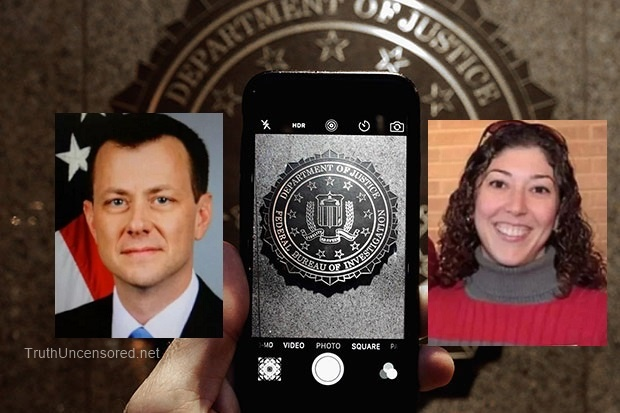 THOUSANDS of FBI Cellphones Affected by Technical 'Glitch' that Lost Strzok-Page Texts (Video)