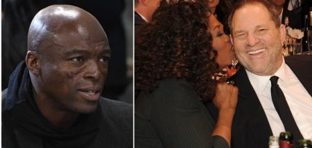 Seal Accuses Oprah of Enabling Weinstein: You Are 'Part of the Problem'
