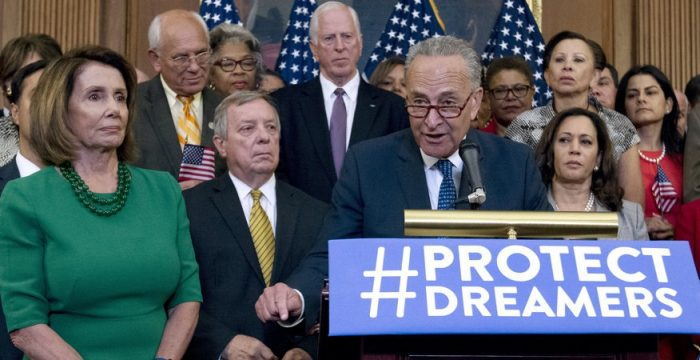 LEAKED MEMO: DACA Recipients Are 'Critical' to Democrats' 'Future Electoral Success'
