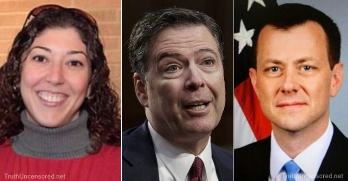 """BREAKING: Thousands of New Strzok-Page Text Messages Reference """"SECRET SOCIETY"""" Within DOJ, FBI Plotting Against Trump (Video)"""