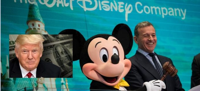 DISNEY Announces $1,000 Bonuses to 125,000 Employees – Thanks to TRUMP TAX CUTS (Video)