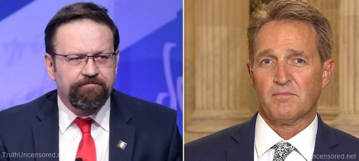 Sebastian Gorka on Jeff Flake: My Father Was Tortured Under a Stalinist Regime -This Man Has NO Moral Compass! (Video)