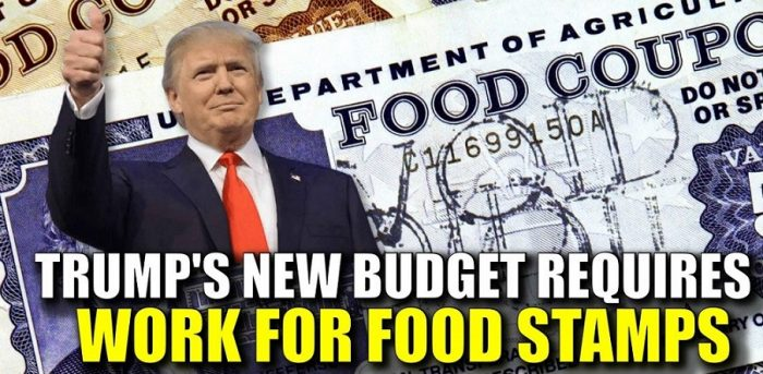 Great Again: Food Stamp Enrollment Drops By 2 Million Under President Trump