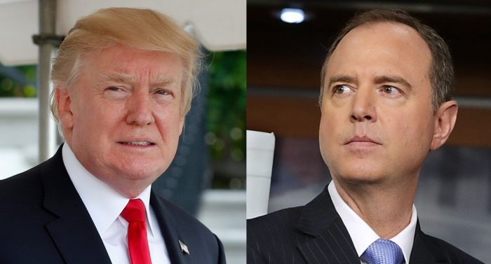 Adam Schiff Duped by Russian Pranksters Claiming Putin Had NAKED Blackmail Pics of Trump (Audio)