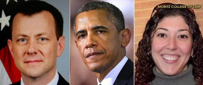 "FBI Lovers' Latest Text Messages Implicate Obama Who Wanted ""to Know EVERYTHING"" (Video)"