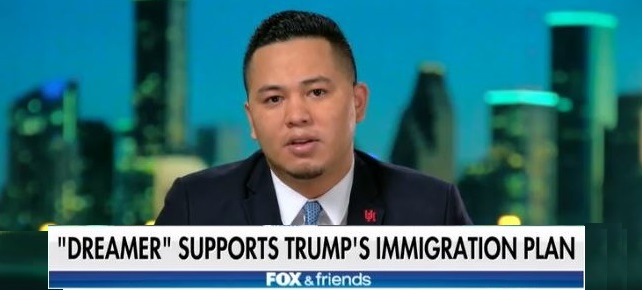 Dreamer SLAMS Pelosi and Schumer For Using Them As 'Pawns' – Praises Trump's Leadership On Immigration (Video)