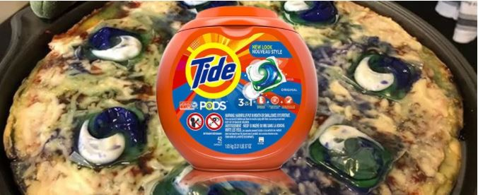 Lawmakers Propose State Law to Make Tide Pods Look Less Appetizing (Video)