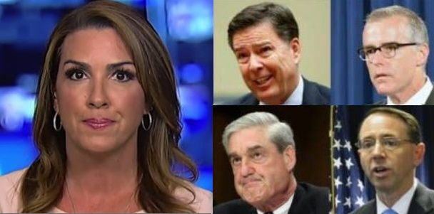 "Sara Carter: Deep State is ""Terrified"" of the Second Anti-Trump Dossier that's Coming Out (Video)"