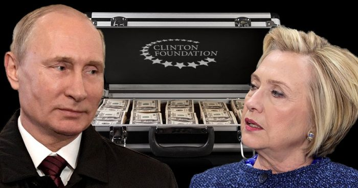 Uranium One Informant Reveals How Moscow Paid Millions in Effort to Influence Hillary Clinton (Video)