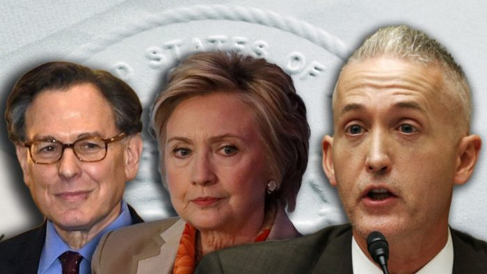 Gowdy Suggests Hillary Clinton's Close Confidant Sid Blumenthal is Key Dossier Source (Video)