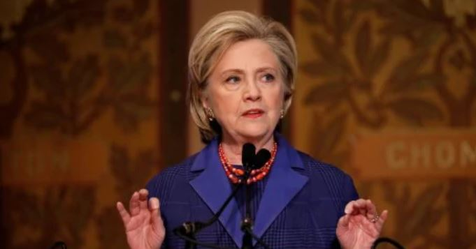 Hillary Clinton: Climate Change To Force Women Into Domestic Roles 'Foraging for Food, Fire Wood' (Video)