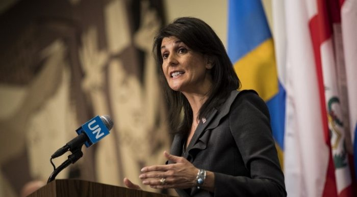 Nikki Haley Warns: Russia Could Use Chemical Weapons in New York (Video)