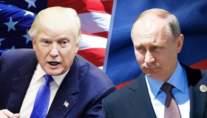 President Trump Plans Expulsion Of Russian Envoys Over U.K. Attack