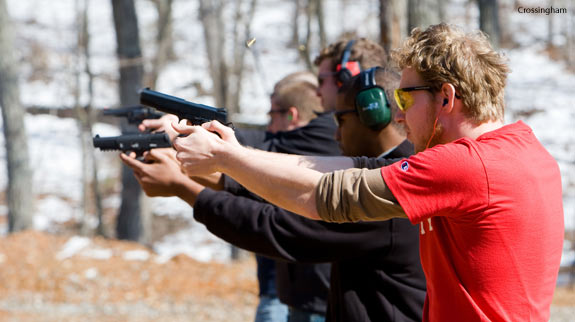 Largest Christian University Opens 'Sophisticated' Gun Range For Students