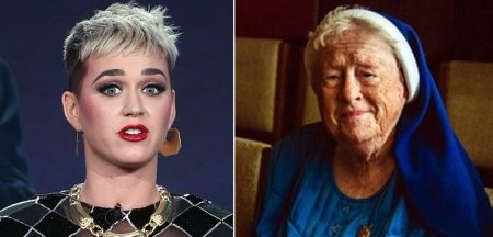Nun Involved in Legal Battle With Katy Perry Over Sale of Convent Says Perry Left Her Broke (Video)
