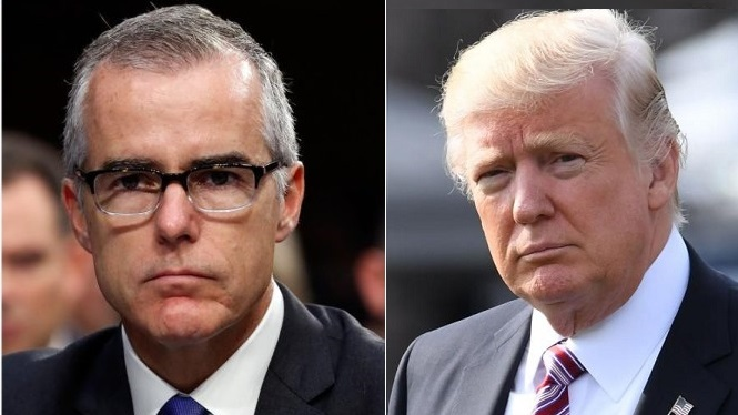 Andrew McCabe Was Under Investigation BEFORE Donald Trump Became President (Video)