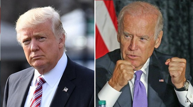"""Gropin' Joe Biden Says He Would Have """"Beaten The Hell"""" Out Of Trump In High School"""