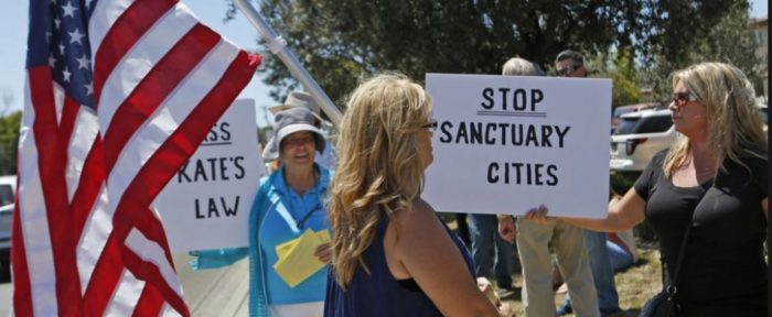 Southern California City Wants To Exempt Itself From States 'Unconstitutional' Sanctuary City Law