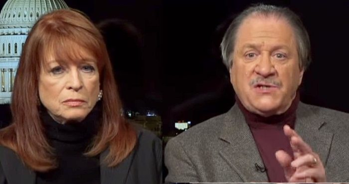 Lawyers diGenova And Toensing Cannot Work On President Trump's Russia Legal Team (Video)