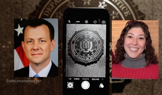 Collusion: FBI Agent Peter Strzok Was Friends with Judge Presiding Over Michael Flynn Case