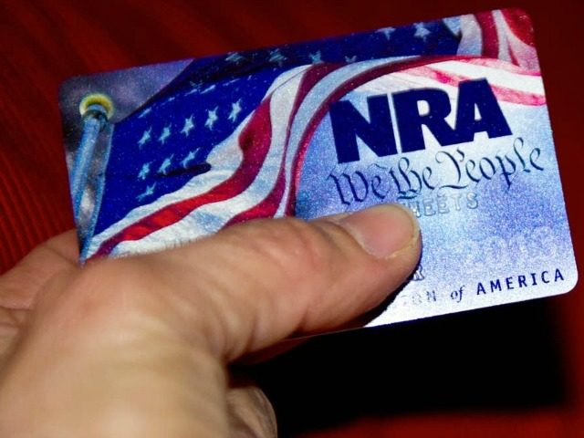 NRA Memberships Surge in Wake of Anti-NRA Protests, 'Media Bias'