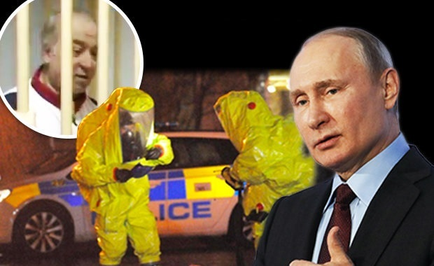 Poisoned Ex-Russian Spy Likely Latest Victim in Long Line of Kremlin-Ordered Hits (Video)