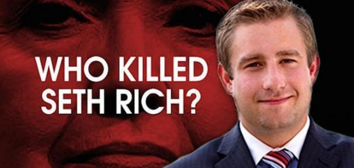 Gunfire Erupts: Bizarre Twist In DNC Staffer Seth Rich Murder Probe
