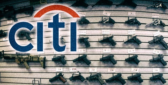 Citibank Cracks Down On Gun Sales By Placing Tough Restrictions On Gun Stores