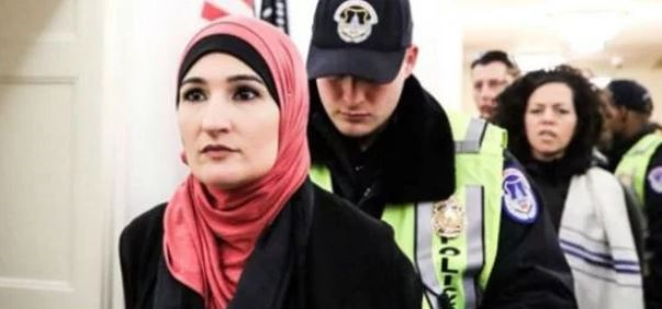 Linda Sarsour Arrested at Paul Ryan's Office (Video)